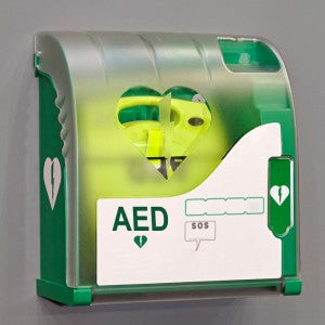 Using an AED Machine
