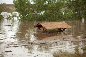 Image from the 2013 Colorado Floods