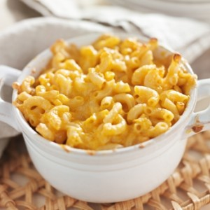 Oven Baked Mac and Cheese from Food Storage