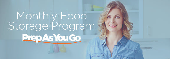 Monthly Food Storage Program
