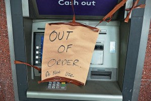 out-of-service-atm - Super Bowl