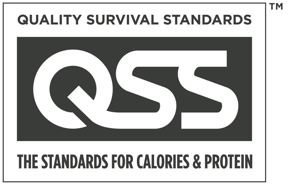 Quality Survival Standards White Badge