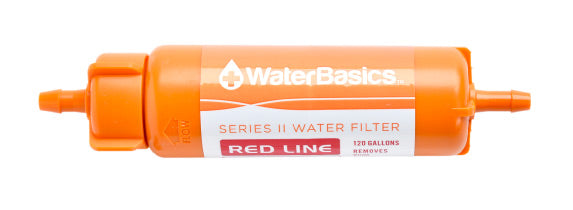 Red Line Filter Product Image