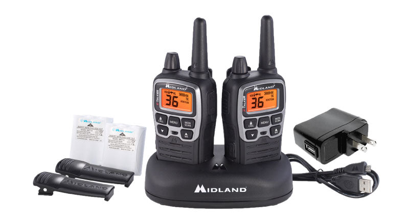 Midland Two Way Radio Image