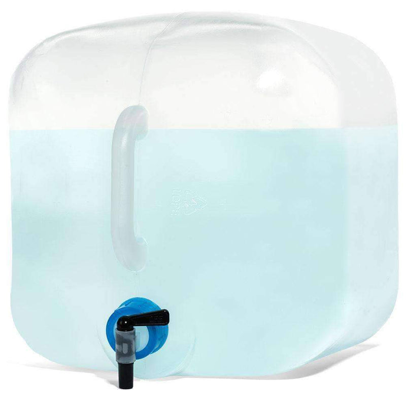 Alexapure 5-Gallon Collapsible Water Container - My Patriot Supply (4663492608140)
