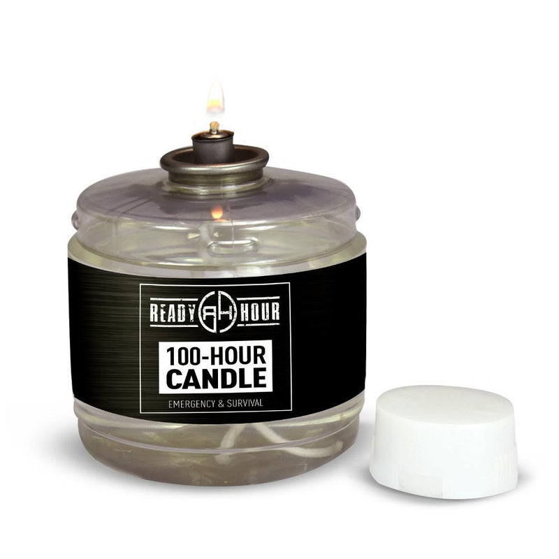 100-Hour Candle by Ready Hour - My Patriot Supply (4663492673676)