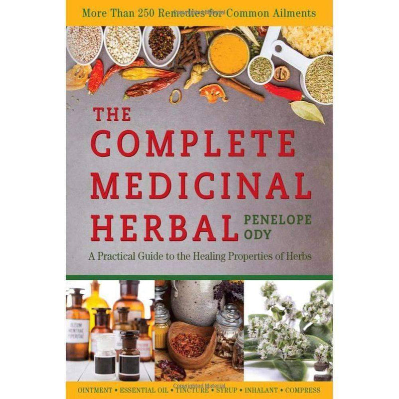 The Complete Medicinal Herbal - My Patriot Supply (4663499948172)