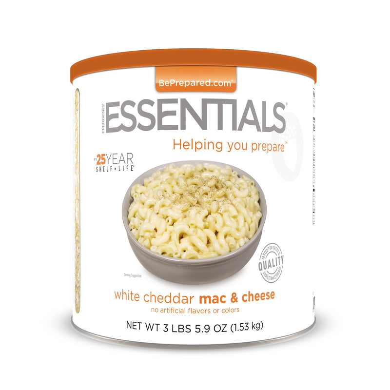 Emergency Essentials® White Cheddar Mac & Cheese (4626622808204)