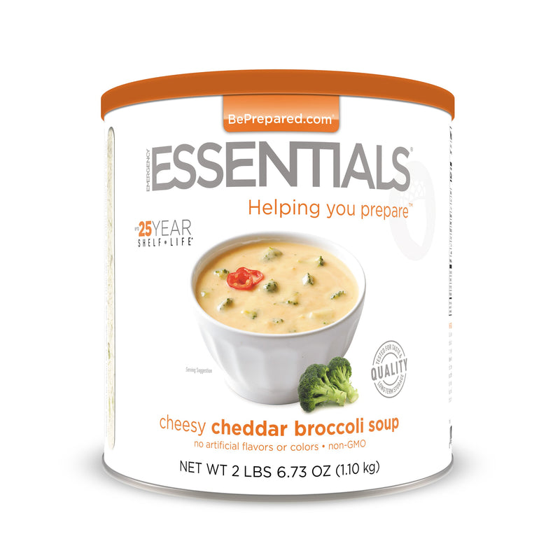 Cheesy Cheddar Broccoli Soup Large Can  (4626635391116)