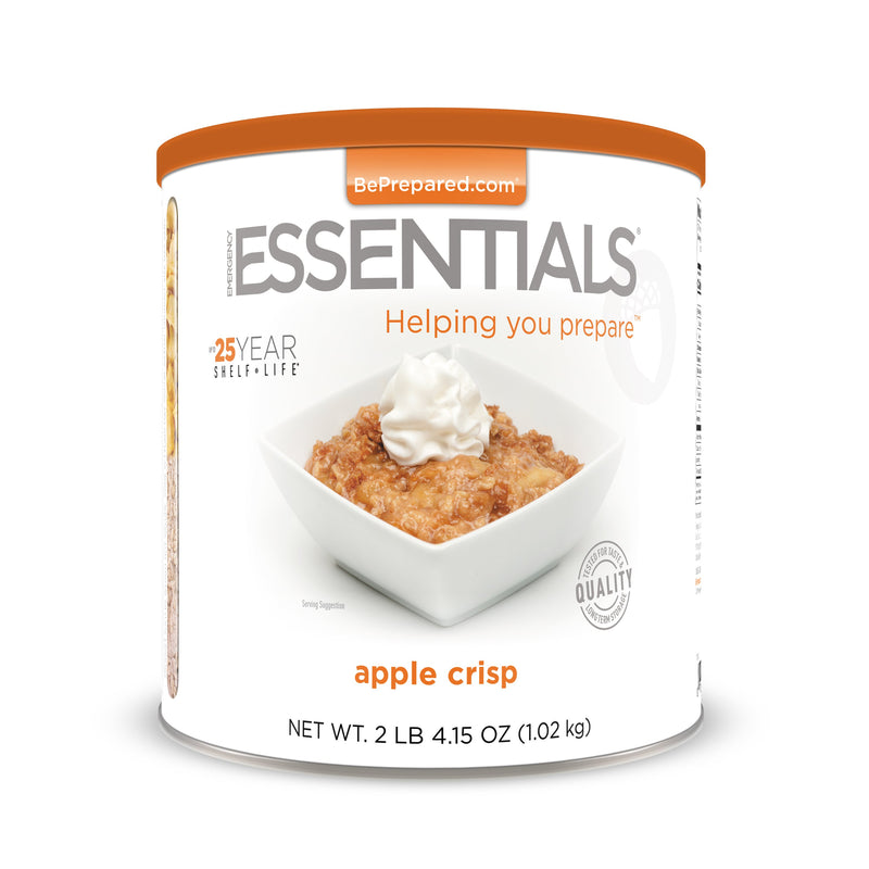 Emergency Essentials® Apple Crisp Large Can (4626643386508)