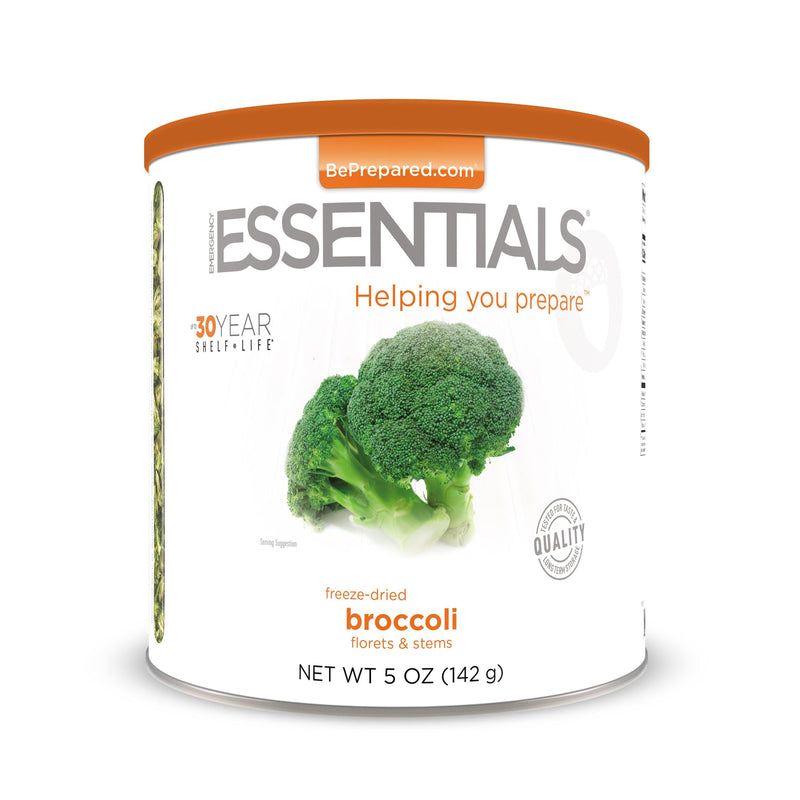 Emergency Essentials® Freeze-Dried Broccoli Large Can (4626094129292)