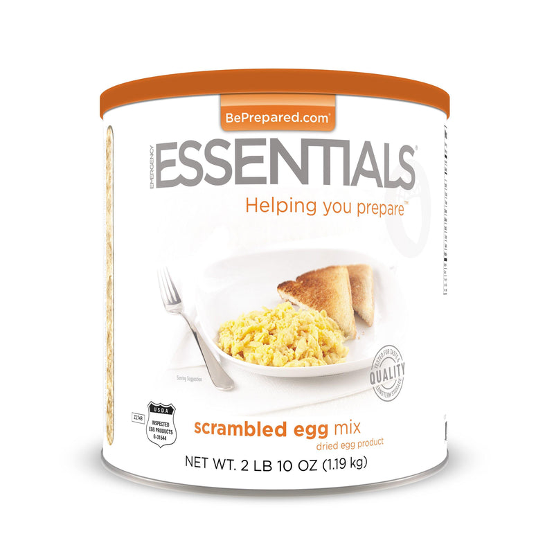 Emergency Essentials® Scrambled Egg Mix Large Can (4625806721164)