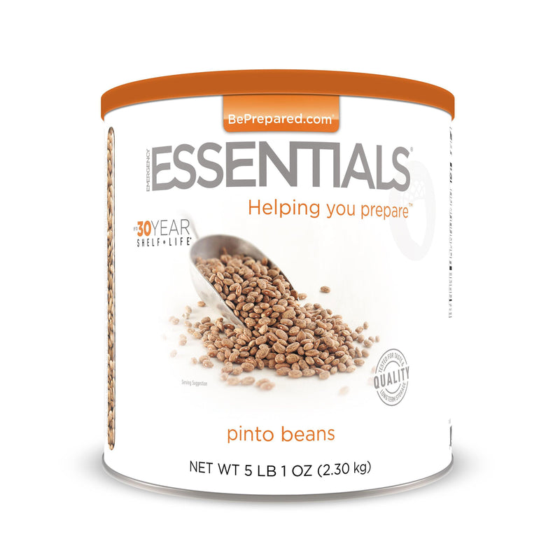 Emergency Essentials® Pinto Beans Large Can (4625817174156)