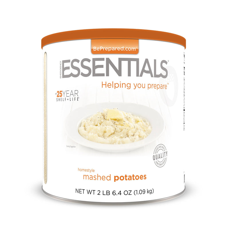 Emergency Essentials® Complete Instant Mashed Potatoes Large Can (4625842307212)
