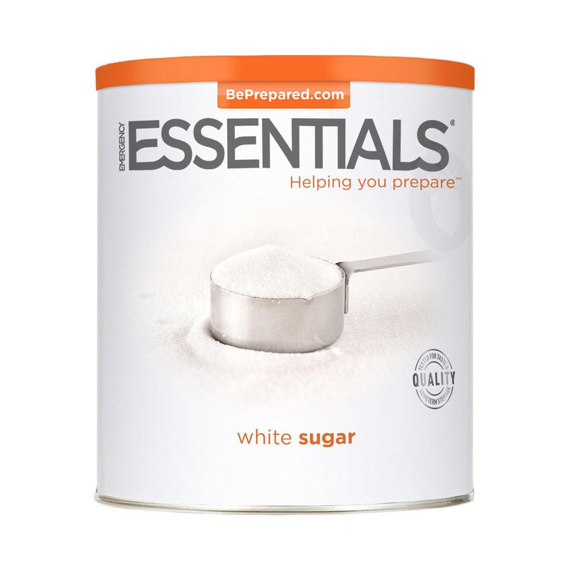 Emergency Essentials® White Sugar Large Can (4625796104332)