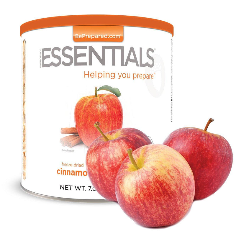 Emergency Essentials® Freeze-Dried Cinnamon Apple Slices Large Can (4625815339148)