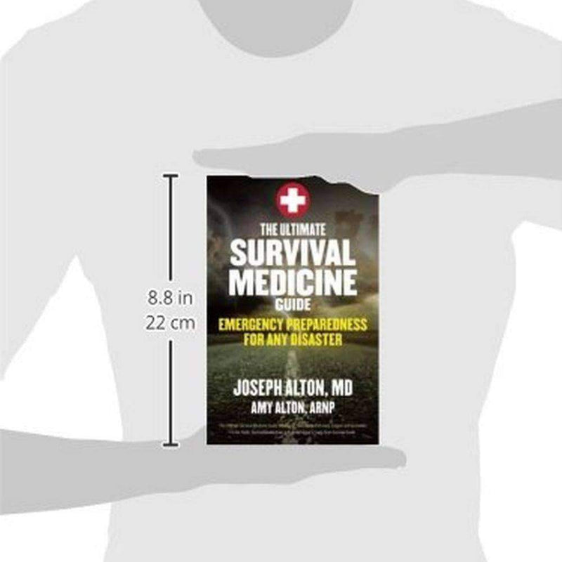 The Ultimate Survival Medicine Guide - My Patriot Supply (4663503388812)