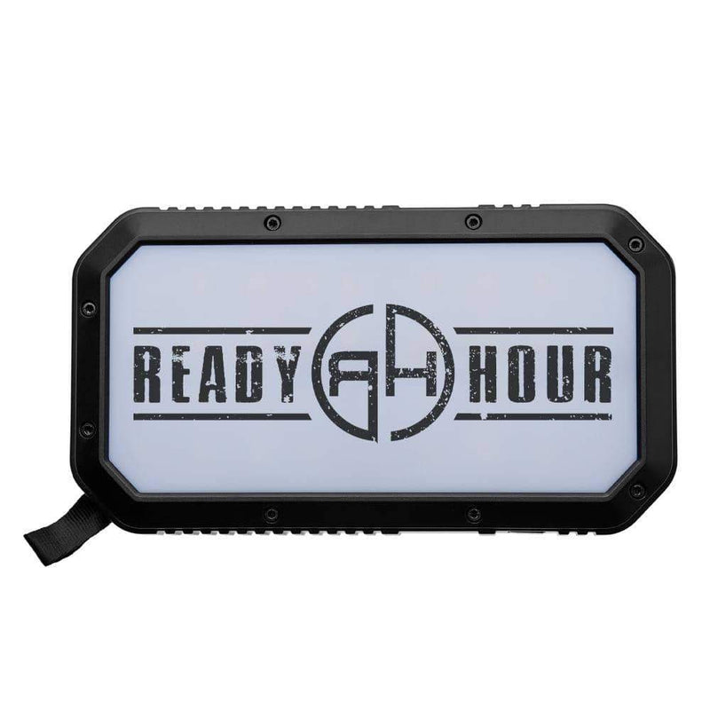 Ready Hour Wireless Solar PowerBank Charger & LED Light - My Patriot Supply (4663508697228)