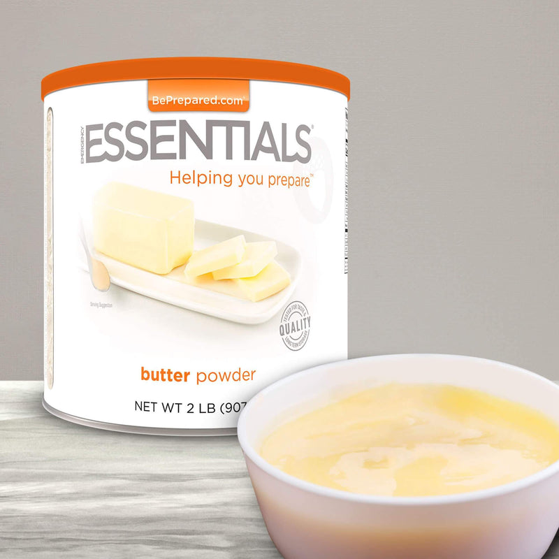 Emergency Essentials® Butter Powder Large Can (4626102517900)