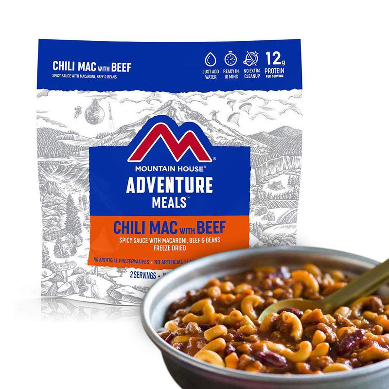 Mountain House® Chili Mac with Beef (2 Servings) (4625871798412)