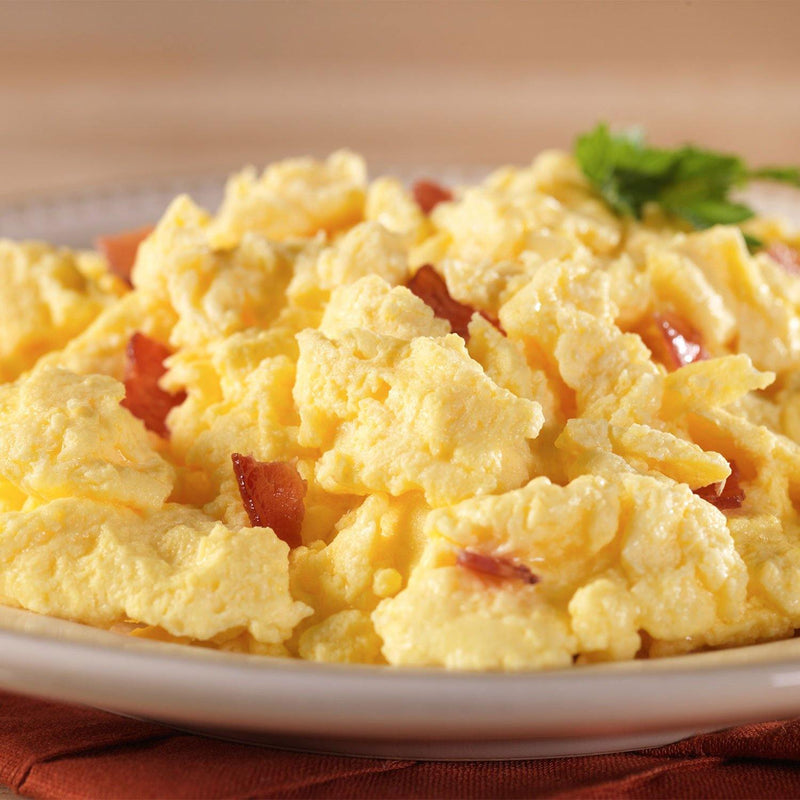 Mountain House® Scrambled Eggs with Bacon (1.5 Servings) (4625879072908)