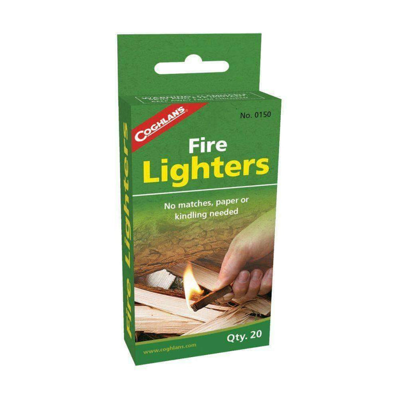 Fire Lighters (20-pack) - My Patriot Supply (4663486054540)