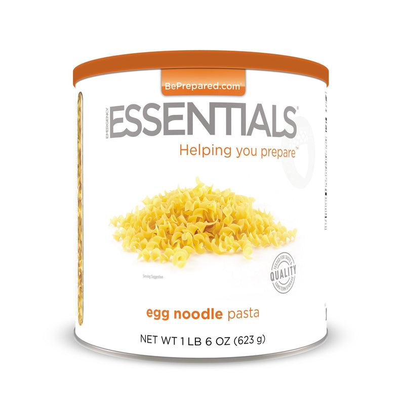 Emergency Essentials® Egg Noodle Pasta Large Can (4625825595532)