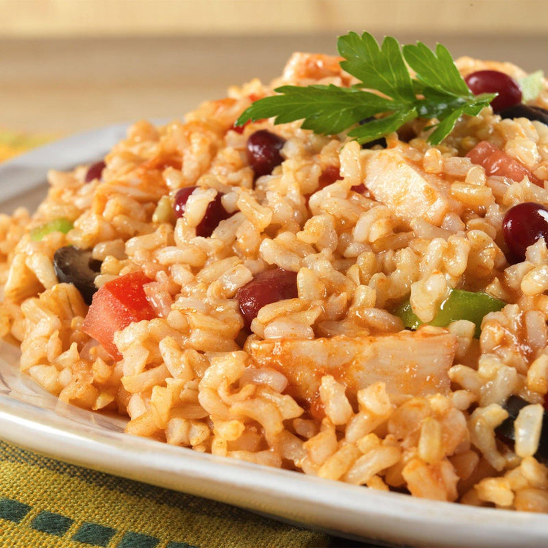 Mountain House® Mexican Style Rice and Chicken (3 Servings) (4625874190476)