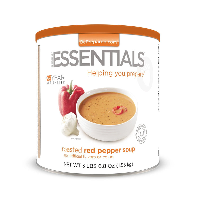 Roasted Red Pepper Soup Large Can (4626635817100)