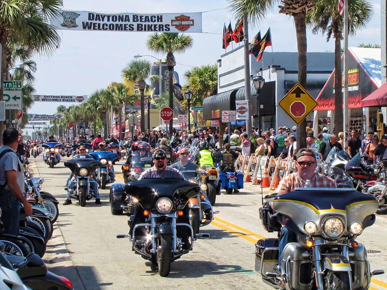 Daytona Bike Week 2021