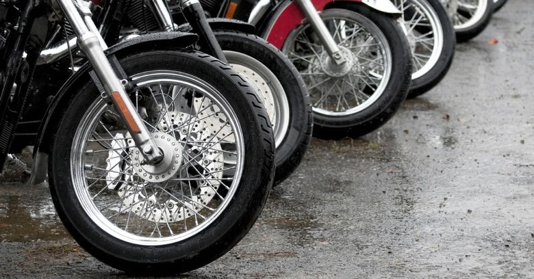 When to Replace Brake Rotors on a Motorcycle
