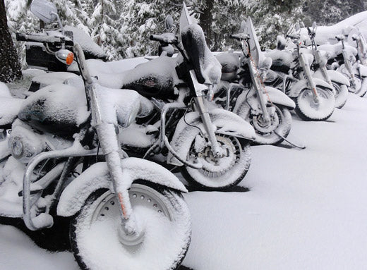 Winterizing Your Motorcycle