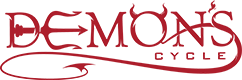 Demoncycle logo red