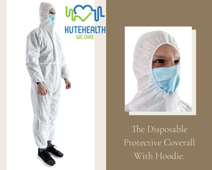 All About PPE suits or Protective Coveralls.