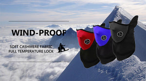 Winter Outdoor  Windproof and Breathable Snow Ski Face Cover