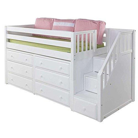 Childrens Bunk Beds - Rupert Bunk Beds with Storage