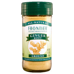 Frontier Ginger Root Ground