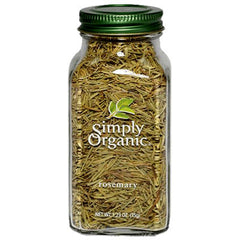 Simply Organic Rosemary Leaf Whole