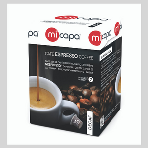 Micapa Decaf (Box of 10)