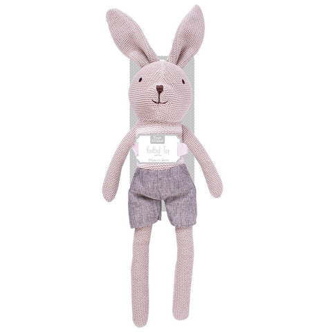 40cm Knitted Bunny - Chic Petit