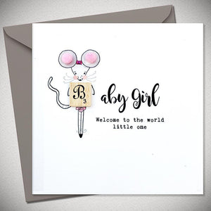Baby Girl – Welcome to the world - Chic Petit