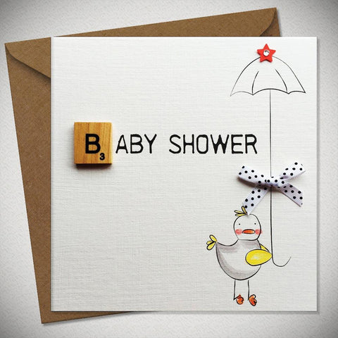 Baby Shower Card - Chic Petit