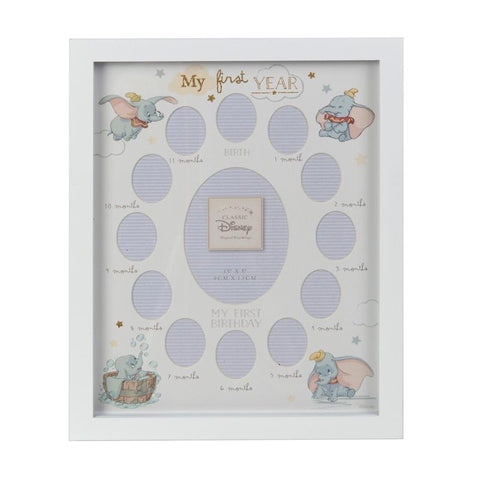 Disney Magical Beginnings My 1st Year Frame Dumbo - Chic Petit