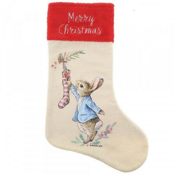 Peter Rabbit Collection Christmas Stocking - Chic Petit