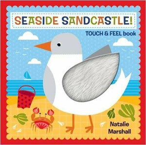 Seaside Sandcastles Touch and Feel - Chic Petit