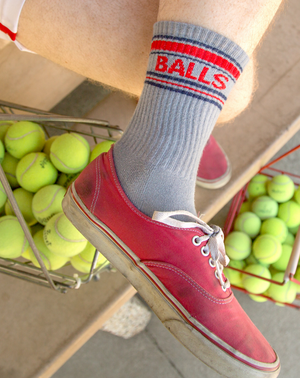 Balls Gym Socks