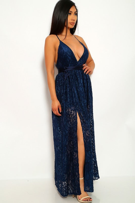 Runway Maxi Dress