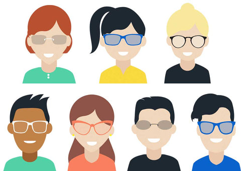 Sunglasses Guide for Different Faces