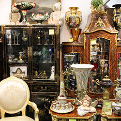 antiques collections improvements ideas