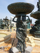 VERY IMPRESSIVE FREE-STANDING FOUNTAIN– BEGINNING OF 20th CENTURY - Vintage Clock Face